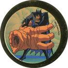 Pog n°61 - La main d'argile - Batman - World Pog Federation (WPF)