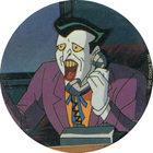 Pog n°75 - Le Joker au téléphone - Batman - World Pog Federation (WPF)