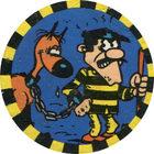 Pog n°9 - Rantanplan et Joe Dalton - Lucky Luke - Petit Brun Extra - World Pog Federation (WPF)