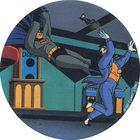 Pog n°91 - La bagarre - Batman - World Pog Federation (WPF)