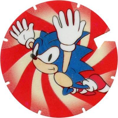 Pog n° - Sonic - BN Troc's
