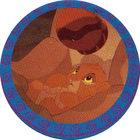 Pog n°3 - Simba bébé - Le Roi Lion - Panini