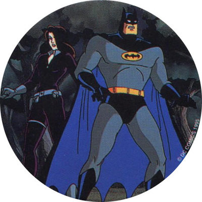 Pog n° - Batman - World Pog Federation (WPF)