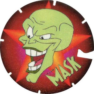 Pog n° - The Mask - BN Troc's