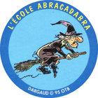 Pog n°1 - L'école Abracadabra - Édition limitée - Wackers