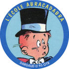 Pog n°2 - L'école Abracadabra - Édition limitée - Wackers