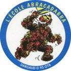 Pog n°8 - L'école Abracadabra - Édition limitée - Wackers