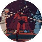 Pog n°83 - Batman sur l'échiquier - Batman - World Pog Federation (WPF)