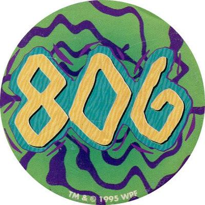 Pog n° - Peugeot 806 - World Pog Federation (WPF)
