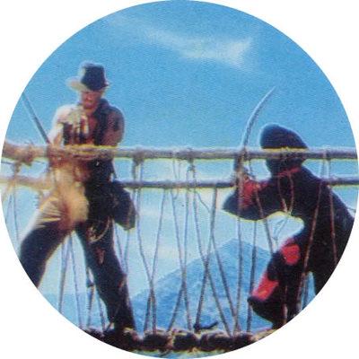 Pog n° - Indiana Jones - BN Troc's