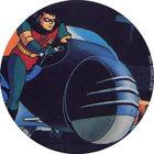 Pog n°99 - Robin & la Batcycle - Batman - World Pog Federation (WPF)