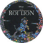 Pog n°1 - Le Roi Lion 1 - Le Roi Lion - World Pog Federation (WPF)