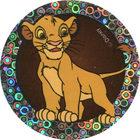 Pog n°8 - Simba jeune 1 - Le Roi Lion - World Pog Federation (WPF)