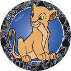 Pog n°10 - Nala jeune - Le Roi Lion - World Pog Federation (WPF)