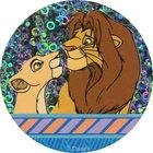 Pog n°13 - Simba & Nala 1 - Le Roi Lion - World Pog Federation (WPF)